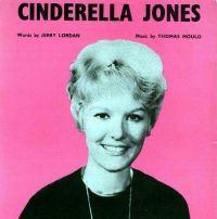 Cover Petula Clark - Cinderella Jones