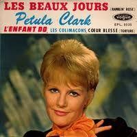 Cover Petula Clark - Cœur blessé