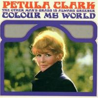 Cover Petula Clark - Colour My Love - The Other Man's Grass Is Always Greener