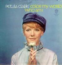 Cover Petula Clark - Colour My World / Who Am I?