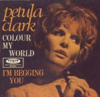 Cover Petula Clark - Colour My World