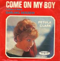 Cover Petula Clark - Come On My Boy