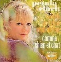 Cover Petula Clark - Comme je t'aime mon amour