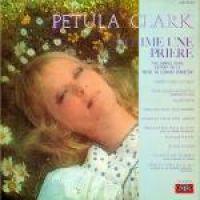 Cover Petula Clark - Comme une prière