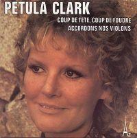 Cover Petula Clark - Coup de tête, coup de foudre