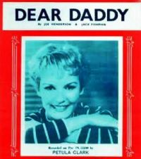 Cover Petula Clark - Dear Daddy