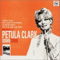 Cover Petula Clark - Downtown - The Best Of