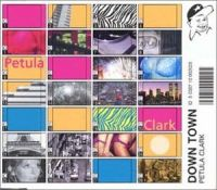 Cover Petula Clark - Downtown 1999