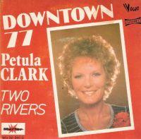 Cover Petula Clark - Downtown 77