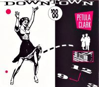Cover Petula Clark - Downtown '88