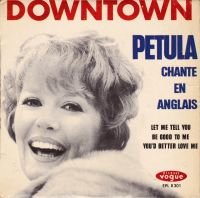 Cover Petula Clark - Downtown