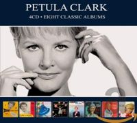 Cover Petula Clark - Eight Classic Albums