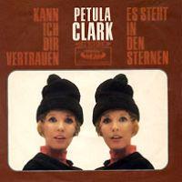 Cover Petula Clark - Es steht in den Sternen