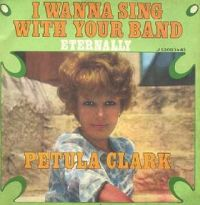 Cover Petula Clark - Eternally