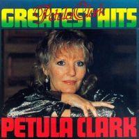 Cover Petula Clark - Greatest Hits