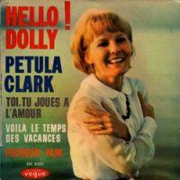 Cover Petula Clark - Hello! Dolly