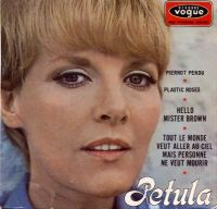 Cover Petula Clark - Hello Mister Brown