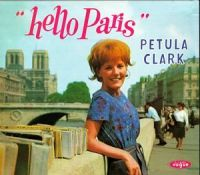 Cover Petula Clark - Hello Paris