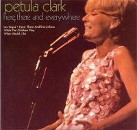 Cover Petula Clark - Here, There And Everywhere