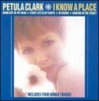 Cover Petula Clark - I Know A Place