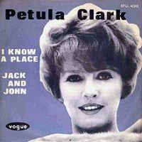 Cover Petula Clark - I Know A Place