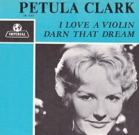 Cover Petula Clark - I Love A Violin