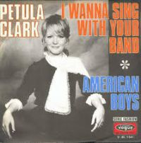 Cover Petula Clark - I Wanna Sing With Your Band