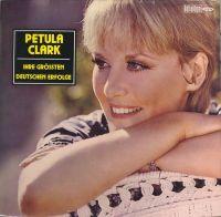 Cover Petula Clark - Ihre grössten deutschen Erfolge