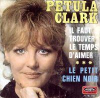 Cover Petula Clark - Il faut trouver le temps d'aimer