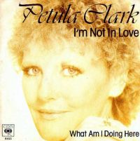 Cover Petula Clark - I'm Not In Love