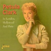 Cover Petula Clark - In London, Hollywood And Paris