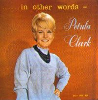 Cover Petula Clark - In Other Words