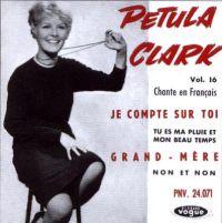 Cover Petula Clark - Je compte sur toi