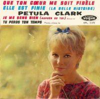 Cover Petula Clark - Je me sens bien (auprès de toi)