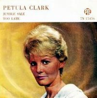 Cover Petula Clark - Jumble Sale