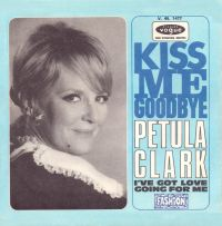 Cover Petula Clark - Kiss Me Goodbye