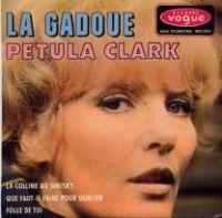 Cover Petula Clark - La gadoue