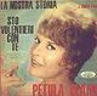 Cover Petula Clark - La nostra storia