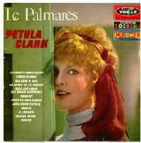 Cover Petula Clark - Le palmarès