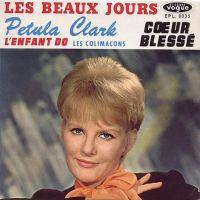 Cover Petula Clark - Les beaux jours
