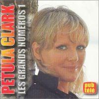 Cover Petula Clark - Les grands numéros 1