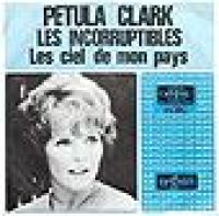 Cover Petula Clark - Les incorruptibles