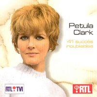 Cover Petula Clark - L'essentiel - 41 succès inoubliables