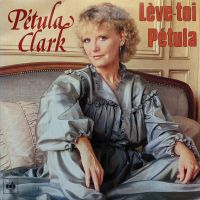 Cover Petula Clark - Lève-toi Petula