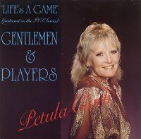 Cover Petula Clark - Life's A Game