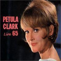 Cover Petula Clark - Live 65