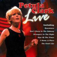 Cover Petula Clark - Live