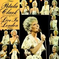 Cover Petula Clark - Live In London