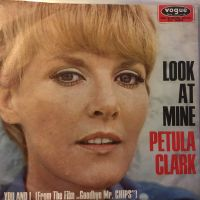 Cover Petula Clark - Look At Mine