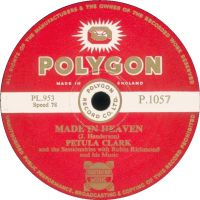 Cover Petula Clark - Made In Heaven